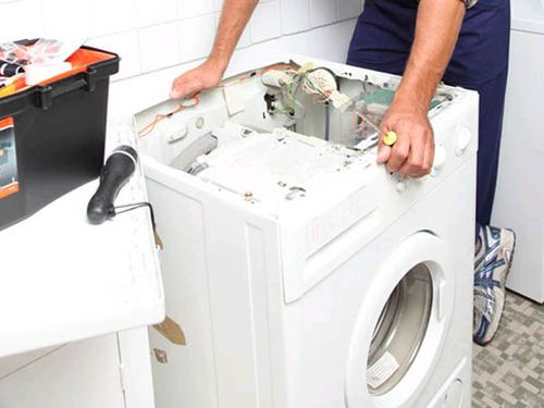 Если не отжимает стиральная машина?