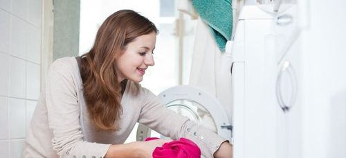 Стираем белье