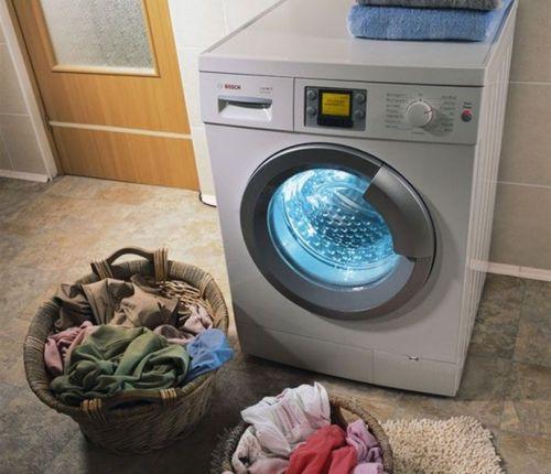 Используем стиральную машину без водопровода