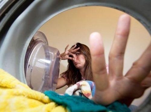 Чем чистить стиральную машину?