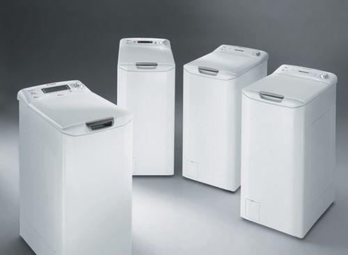 Выбираем  стиральную машину с вертикальной загрузкой