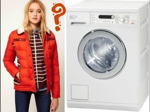Как стирать?