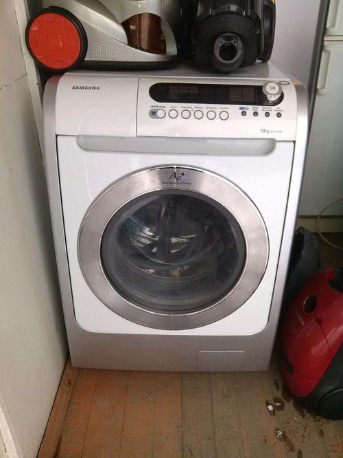Выбираем стиральную машину 10 кг