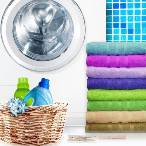Как стирать полотенца?