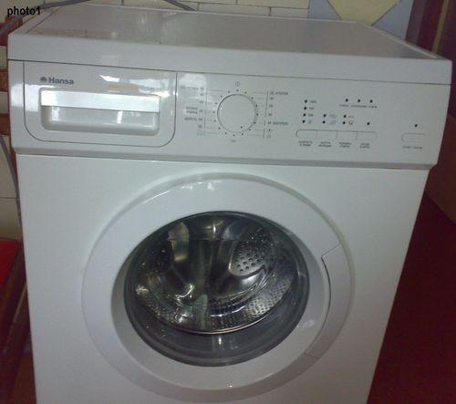 ошибка p11 стиральная машина ханса