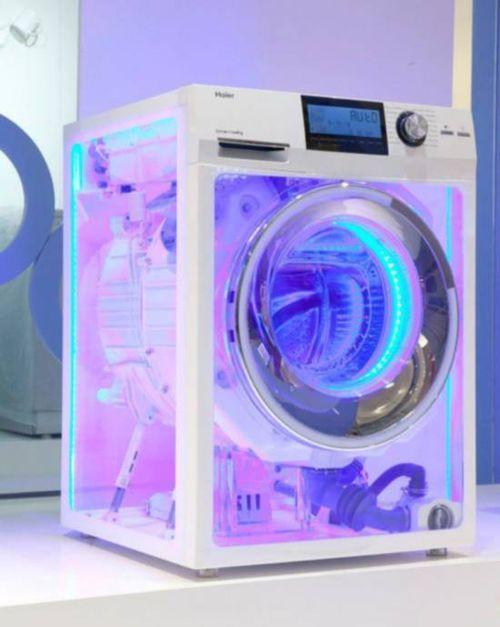 Красивая стиральная машина