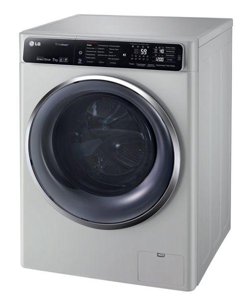 Выбираем стиральную машину с паром