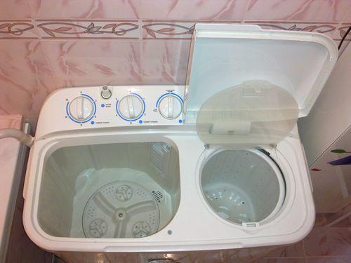 Полуавтоматическая стиральная машина Ассоль
