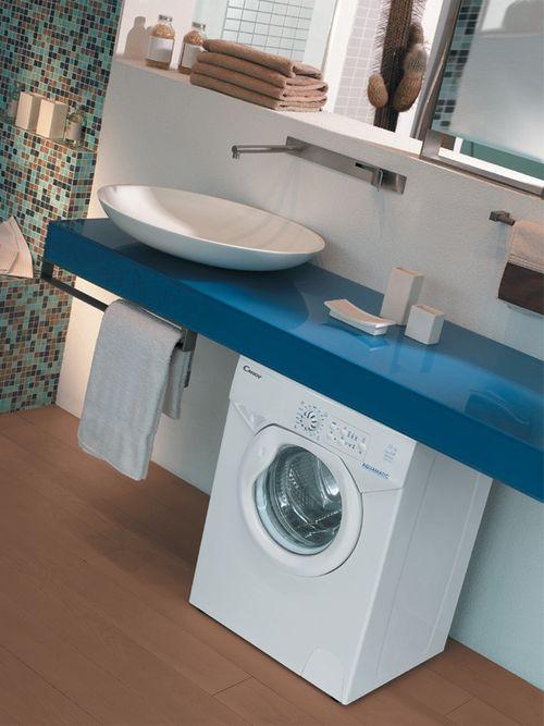 Миниатюрная модель стиральной машины