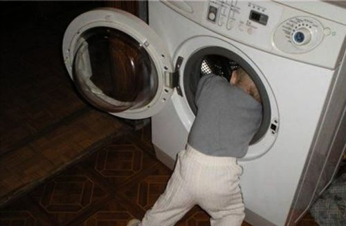 Разборка стиральной машинки
