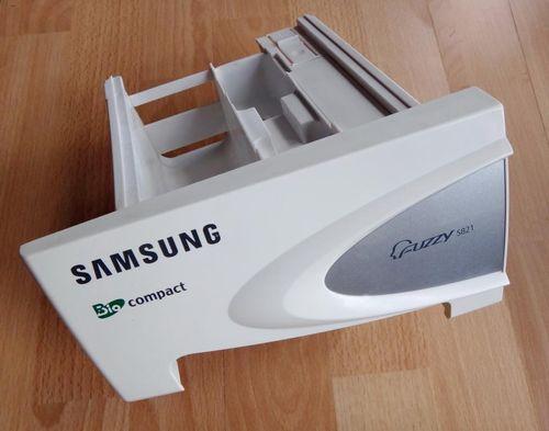 Лоток для порошка стиральной машины Samsung S82