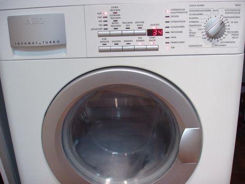AEG Lavamat Turbo Electrolux
