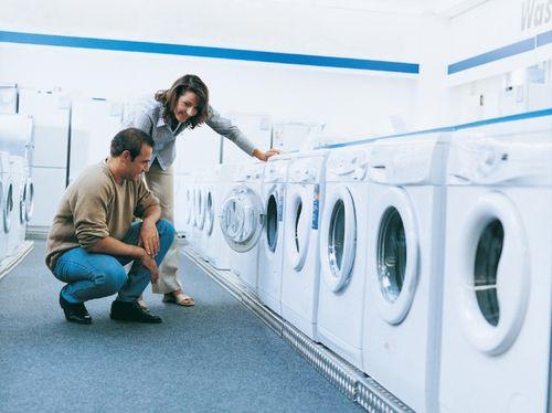 Выбор и покупка стиральной машины