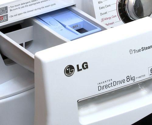 Ошибка CL стиральной машины LG