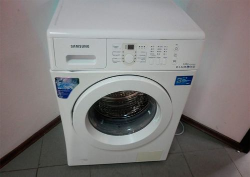 Samsung Diamond WF8590NMW9