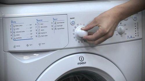 Кнопка включения стиральной машины Самсунг