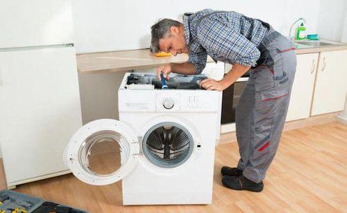 Осмотр и ремонт стиральной машины