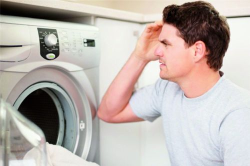 Шум от стиральной машинки