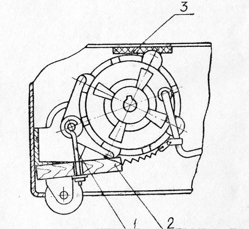 Схема стиральная машина Сибирь 6