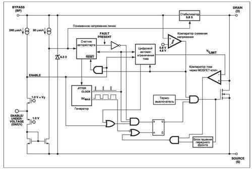 Импульсный источник питания электронных модулей стиральных машин