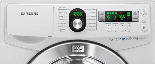 Панель стиральной машины Самсунг