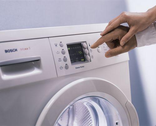 Европейская стиральная машина