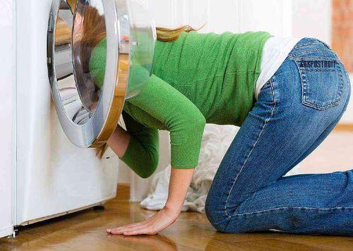 Причины шума стиральной машины