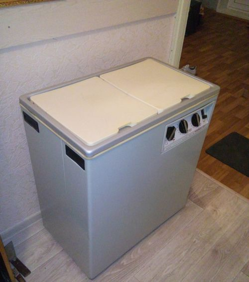 Стиральная машина производства Чайка