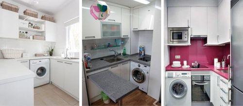 Встроенные стиральные машины