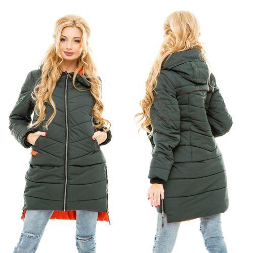 Женская зимняя куртка мембранная