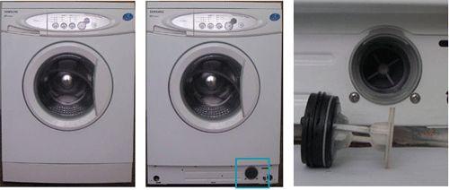 Фильтры в стиральной машине