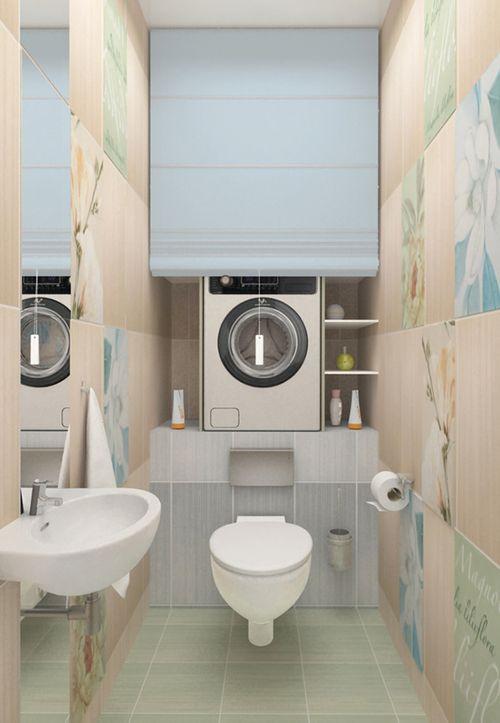 stiralnaya-mashina-v-tualete-nad-unitazom 8